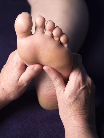 Massage Stock Photo - 4232628