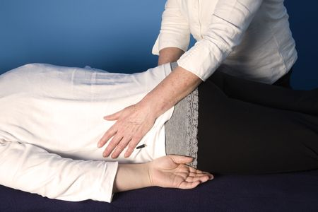 Reiki Stock Photo - 4232630
