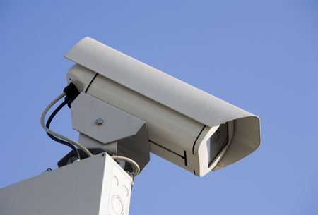 Security camera Stock Photo - 4232664