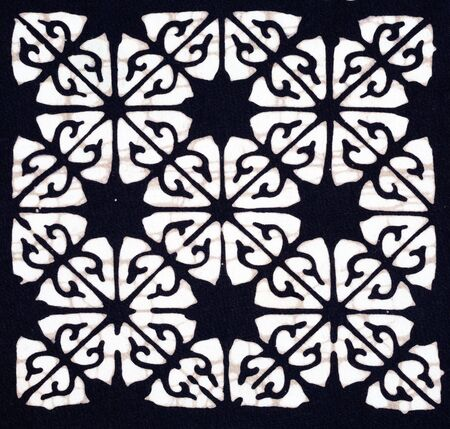 batik: Batik fond