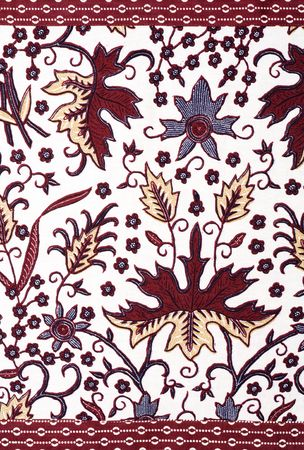 Batik background Stock Photo - 4433350