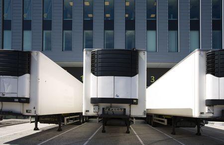 commercial dock: Loading docks