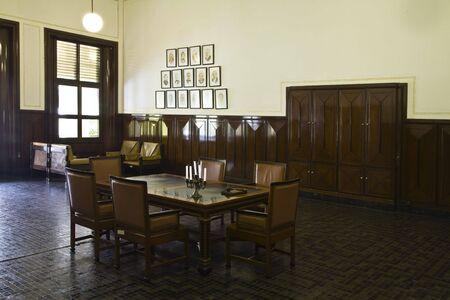 Colonial office interior Stock Photo - 5306026