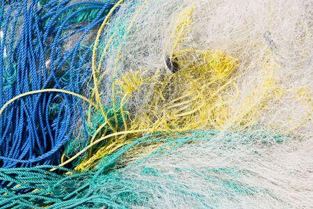 fishnets: Fishnets Stock Photo