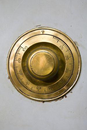 Combination lock  photo