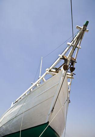 schooner: Schooner bow
