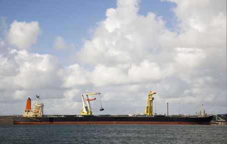 bulk carrier: Bulk carrier