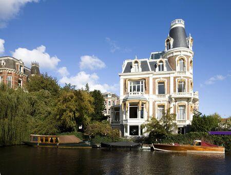 Amsterdam villa photo