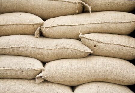 Cement bags  photo