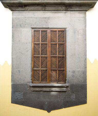 Canary Islands window photo