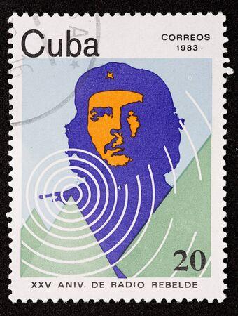 Cuba stamp