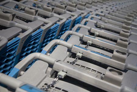 Shopping carts Stock Photo - 7420549