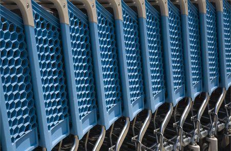 Shopping carts Stock Photo - 7420553