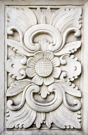 Bali Stone carving  Standard-Bild - 7857876