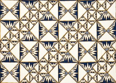 Batik Hintergrund Standard-Bild - 8963848
