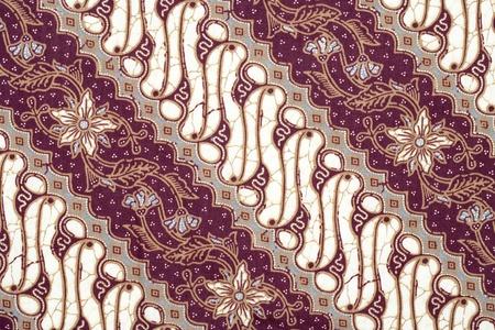 Batik Hintergrund Standard-Bild - 8963849