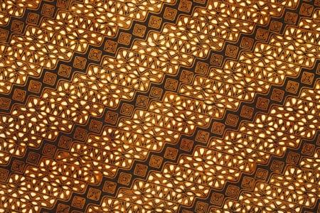 batik pattern: Batik design