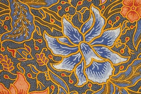 industria textil: Dise�o de batik
