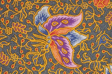 Batik design photo