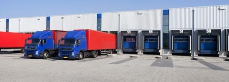 Loading docks photo