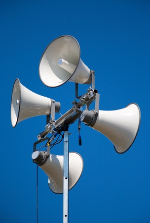 Loudspeakers photo