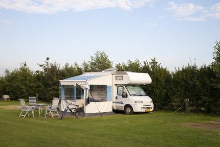 Wohnmobil Standard-Bild - 10412773