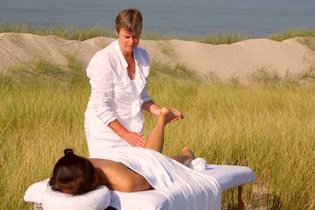 Massage Stock Photo - 10944071