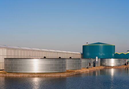 dep�sito agua: De efecto invernadero tanque de agua