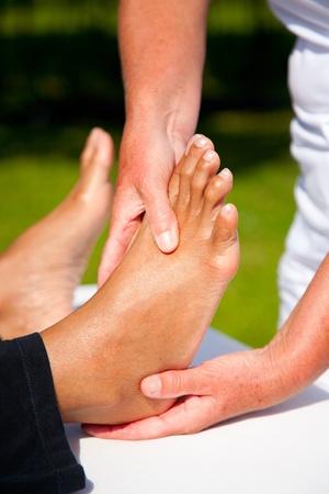 restore energy flow: Polarity massage