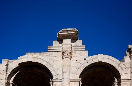 amphitheatre: Arles Amphitheatre