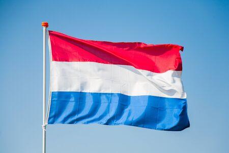 Dutch flag photo