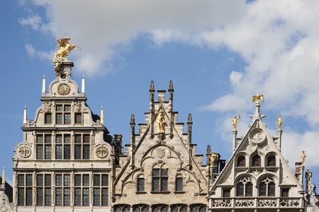 guild: Antwerp Guild houses