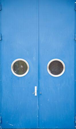 industrial heritage: Industrial door
