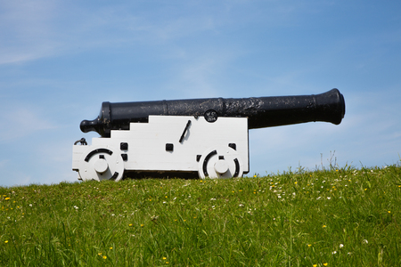 Cannon of Newport in the Netherlands