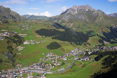 destination scenics: Lech valley in the summer