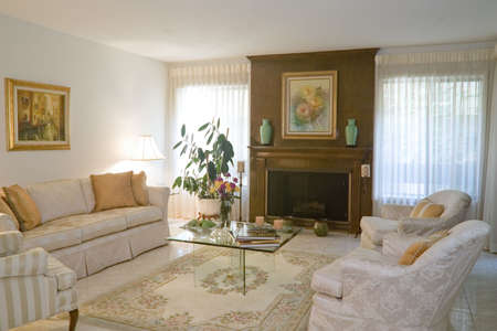 upper floor: Well Appointed Showcase Living Room with Interior Decoration