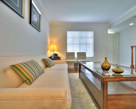 knack: Well Appointed Showcase Living Room with Interior Decoration