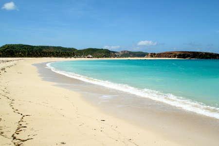 Tanjung Aan beach Stock Photo - 14899765