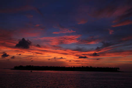 southernmost: Sunset over Key West