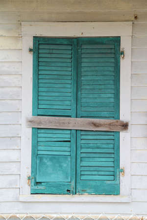 Closed Shutters photo