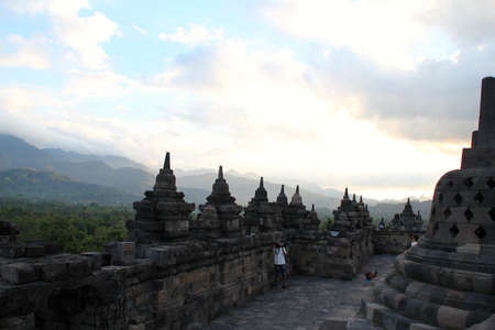 Borobodur Mandala photo