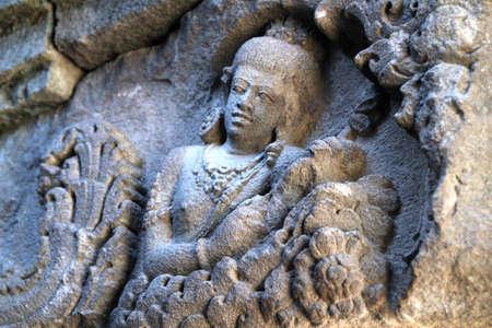 Prambanan Detail Stock Photo - 15221999