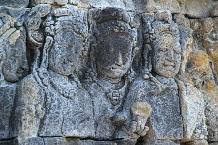 D�tail Borobudur