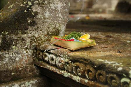 Adorer dans le temple