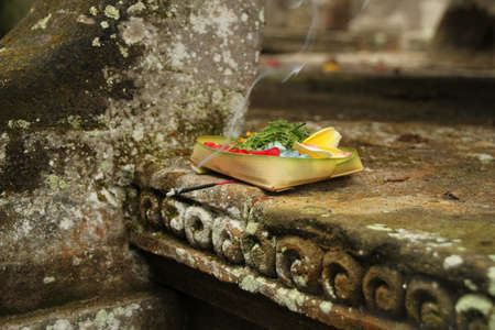 balinese: Worship in the temple