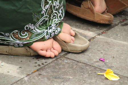 Lotus Feet photo
