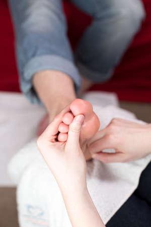 Foot Massage-2 Фото со стока