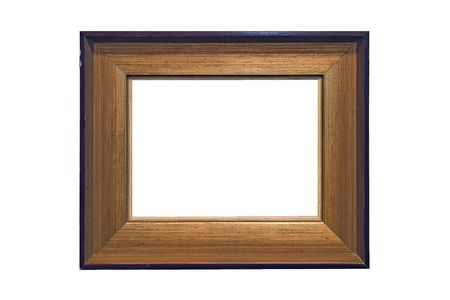 empty picture frame Stock Photo - 5022482