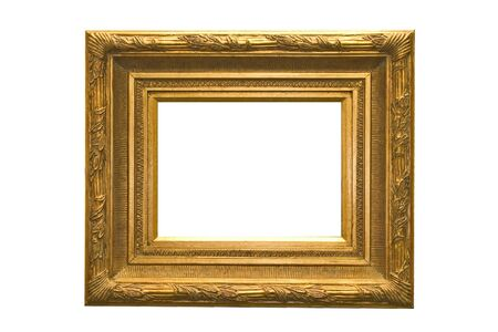 empty picture frame Stock Photo - 5022486
