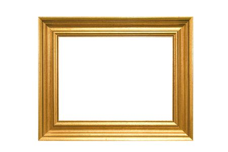 empty picture frame Stock Photo - 5022484